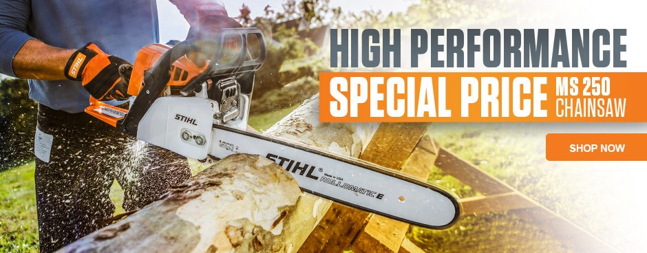 Special Offer on the MS 250 Chainsaw